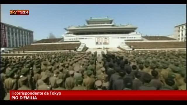 Corea Nord, Kim Jong-Un: rafforzeremo l'arsenale nucleare