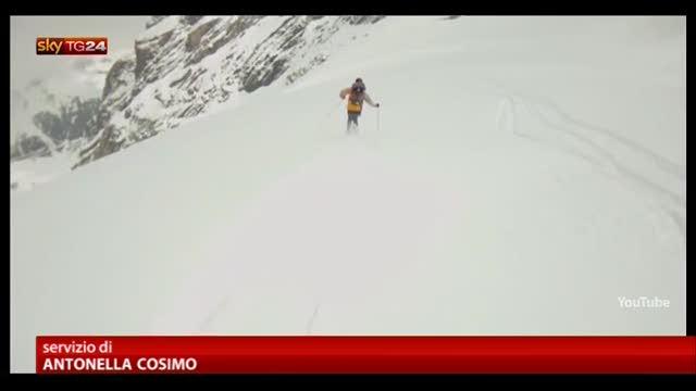 Montagna, tre alpinisti travolti da valanga su Ortles