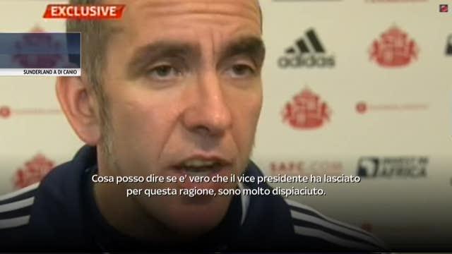 """Di Canio: """"Lavoro in un club calcistico, non in Parlamento"""""""