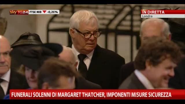 Tra poco i funerali solenni di Margaret Thatcher