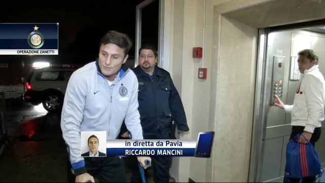 Inter, Leonardo in ospedale a trovare Zanetti