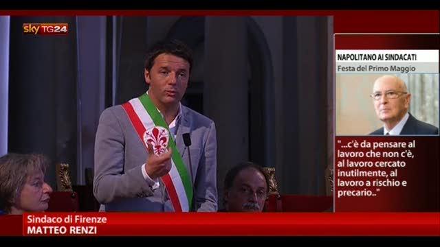 Renzi: punto non è durata governo, ma cosa farà