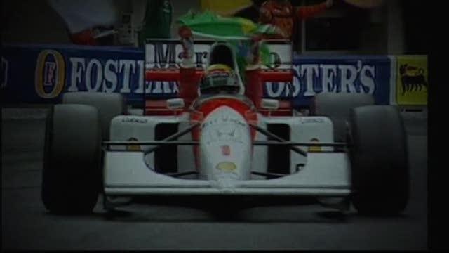 Quel campione di Ayrton: 19 anni senza Senna