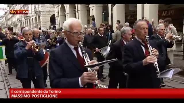 1 Maggio a Torino, tensione durante il corteo