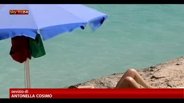 Spiagge, aumentano le bandiere blu italiane