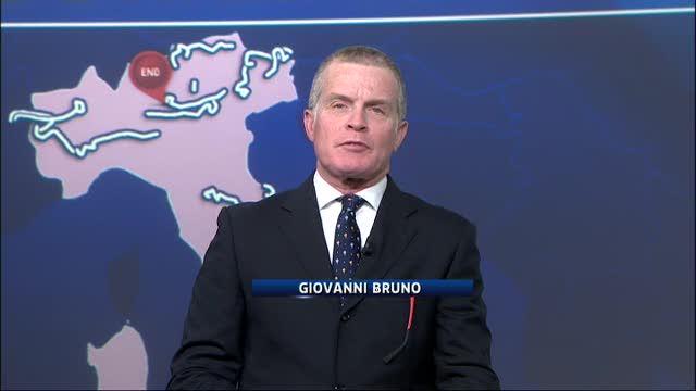 Giro, l'analisi dell'ultima tappa di Giovanni Bruno