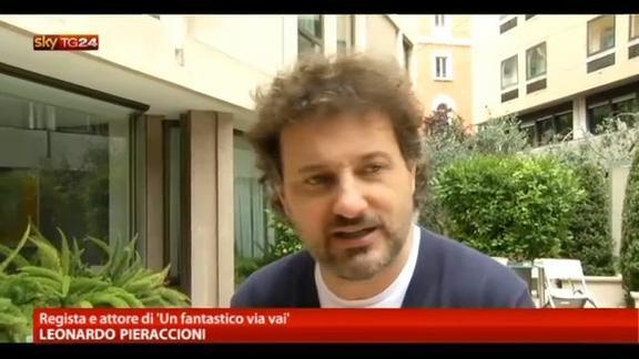 """""""Un fantastico via vai"""", il nuovo film di Pieraccioni"""