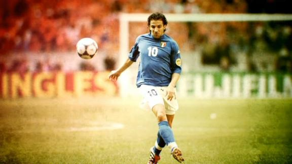 Del Piero Football Legend: la Spagna