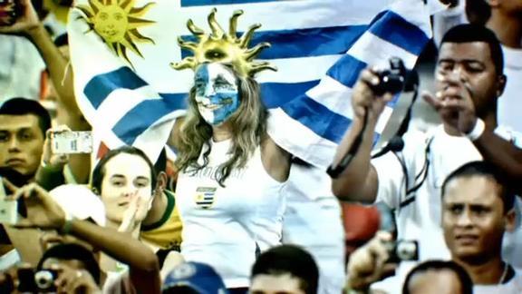 Del Piero Football Legend: Uruguay