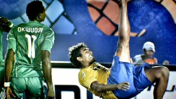 Del Piero Football Legends: le punizioni