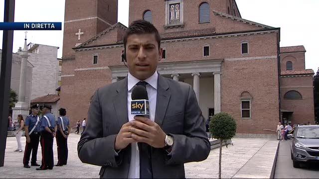 """Ciao """"Borgo-gol"""", Giussano saluta il suo campione"""