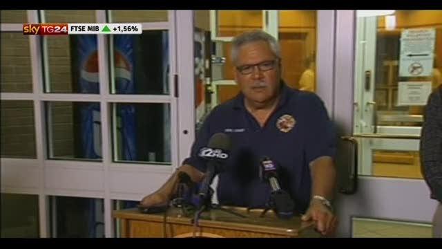 USA, 19 vigili del fuoco uccisi da un incendio in Arizona