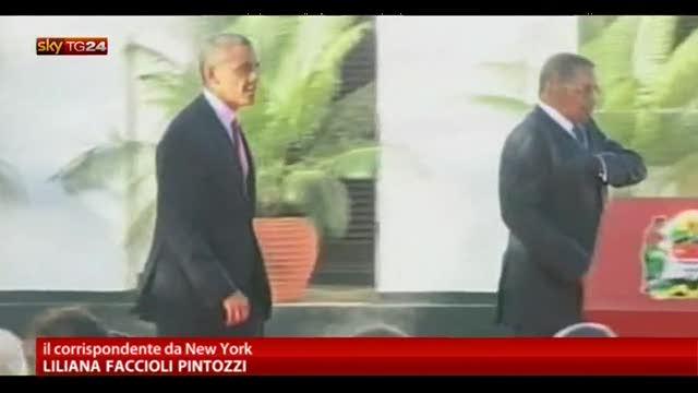 Datagate, Obama: informeremo i nostri alleati