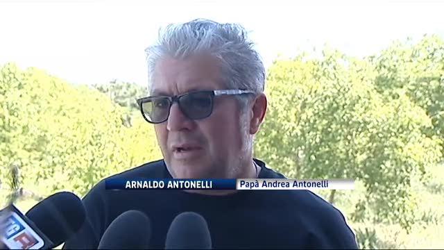 """Il padre di Antonelli: """"Andrea era benvoluto da tutti"""""""