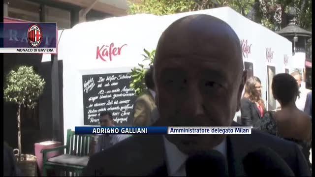 Galliani su Honda: ieri era un no, io non lo chiamo più