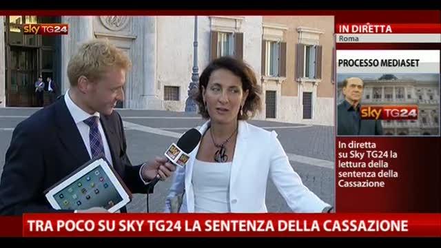 Mediaset, Ruocco: Pd e Pdl in attesa, noi con la gente