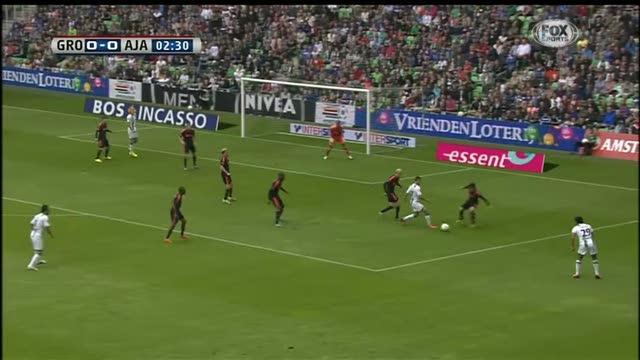 Groningen-Ajax 1-1