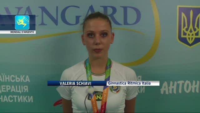 Mondiali di ritmica, secondo argento per l'Italia