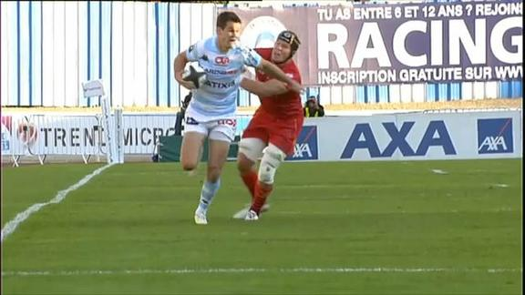 Le emozioni del campionato francese di rugby