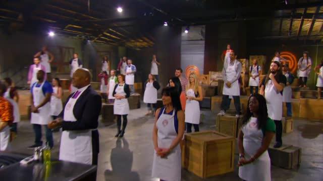 Master Chef Usa Quarta stagione: seconda Clip