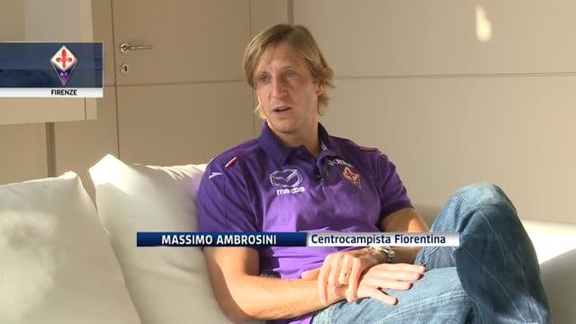 """Fiorentina, Ambrosini: """"No comment sul Milan"""""""