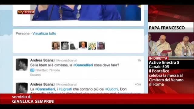 Caso Ligresti, il ministro Cancellieri si difende