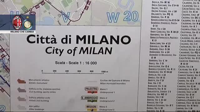 Milano che cambia, dall'addio a via Turati a Moratti