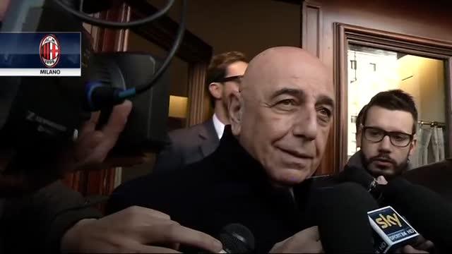 """Milan, Galliani: """"Honda in rossonero dal 3 gennaio"""""""