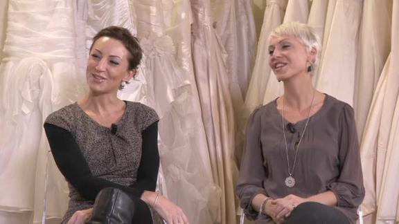 Bianchi Sarah Vendramin Chi La E Video Sky Sposa Veste Corinna 41ggqd