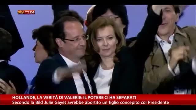 Hollande, secondo Bild Gayet avrebbe abortito un figlio