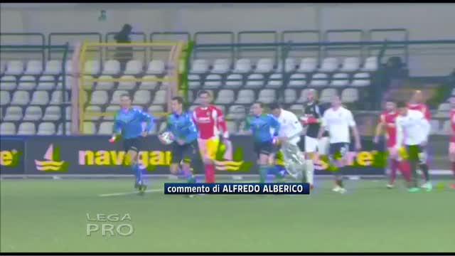 Lega Pro, Pro Vercelli-Albinoleffe 1-1