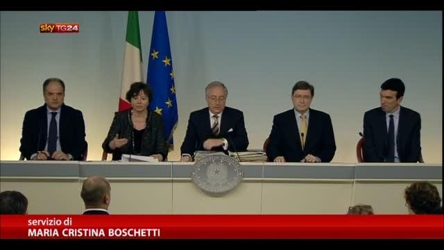Mastrapasqua si dimette dalla presidenza INPS