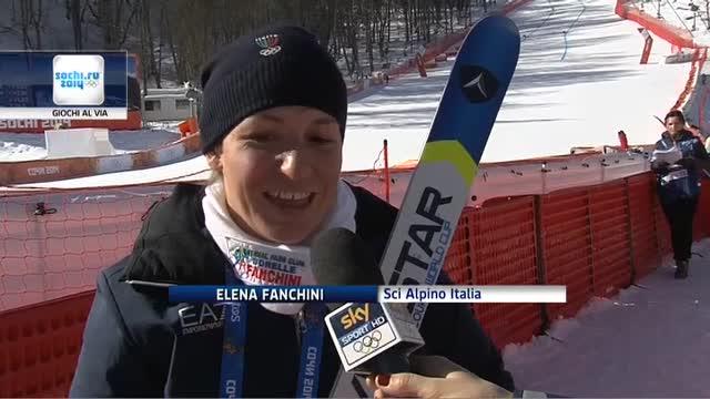 Giochi al via, parlano le italiane dello sci