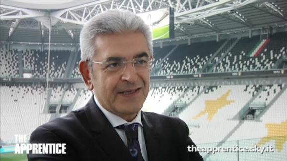 Aldo Mazzia sulla sesta prova