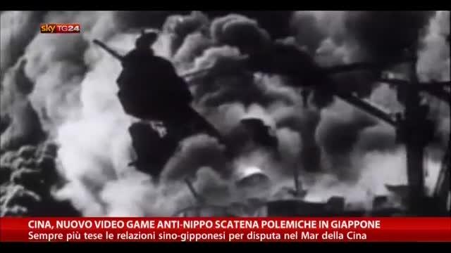 Cina, video game anti-nippo scatena polemiche in Giappone