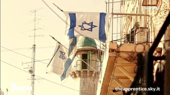 Benvenuti a Gerusalemme!