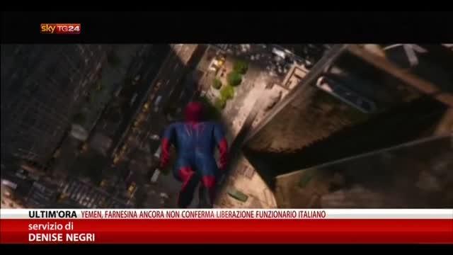 """""""The amazing spiderman. Il potere di Electro"""" a Pechino"""