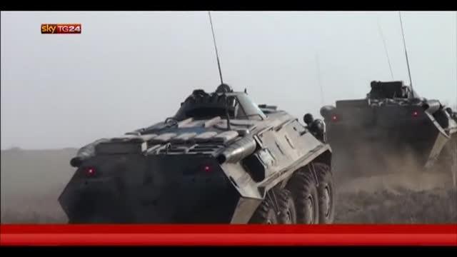 Ucraina, Nato sospende ogni forma di cooperazione con Russia