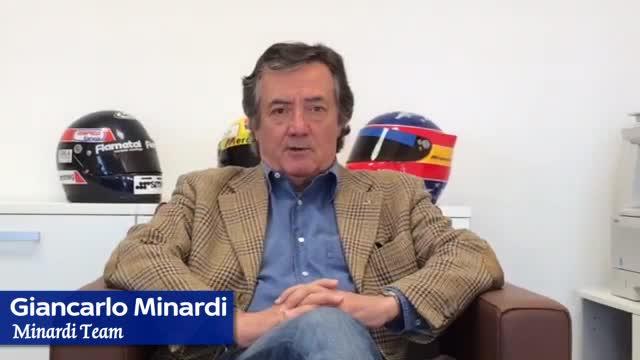 """Minardi, GP CINA: """"Una questione di gomme"""""""