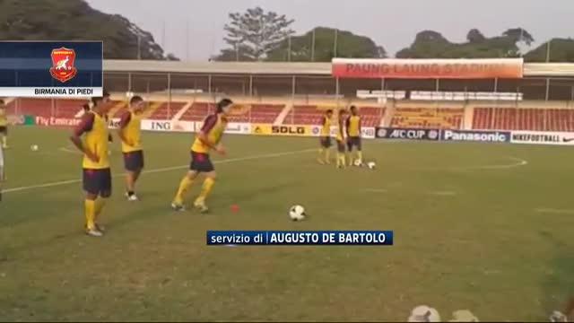 Myanmar dalla testa a Di Piedi, viaggio nel calcio birmano