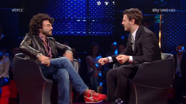 E poi c'è Cattelan: Francesco Renga