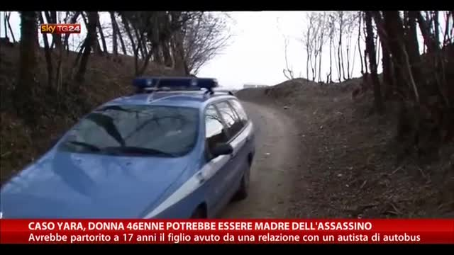 Caso Yara, donna 46enne potrebbe essere madre dell'assassino