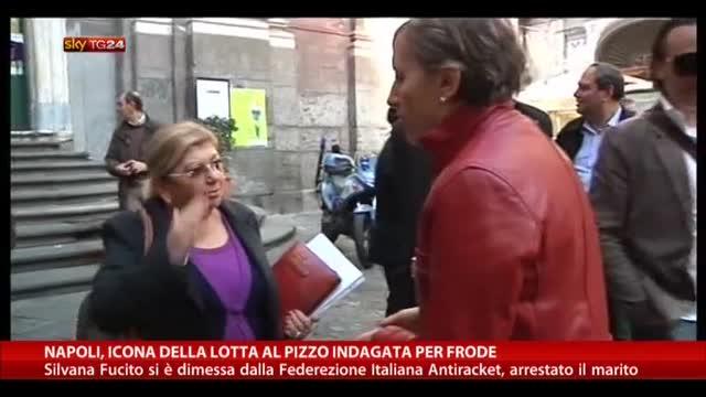 Napoli, icona della lotta al pizzo indagata per frode