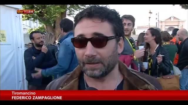 Primo Maggio, intervista a Federico Zampaglione