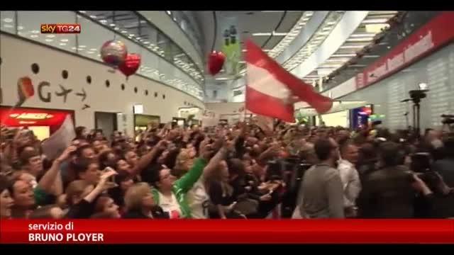 Conchita: Dopo l'Eurofestival voglio il Grammy