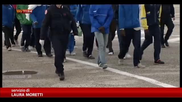Mare Nostrum: nel week-end soccorsi 3.517 migranti
