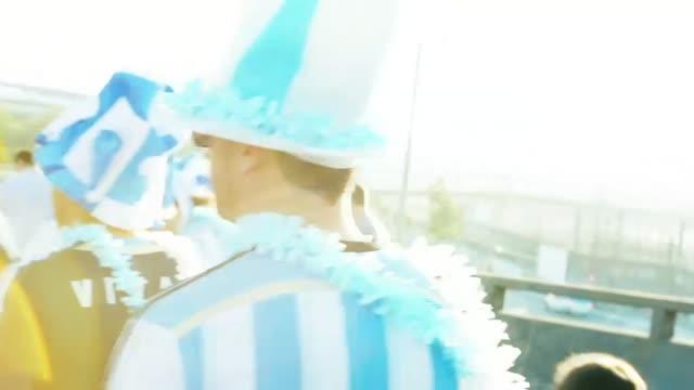 Sulle orme di Maradona, Messi e la sua Argentina
