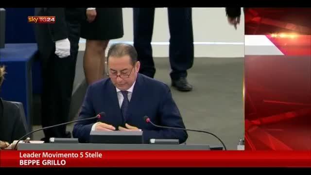 Oggi il debutto del nuovo europarlamento