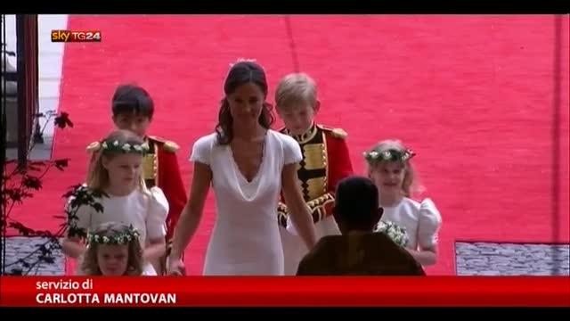 Pippa Middleton, la prima intervista TV