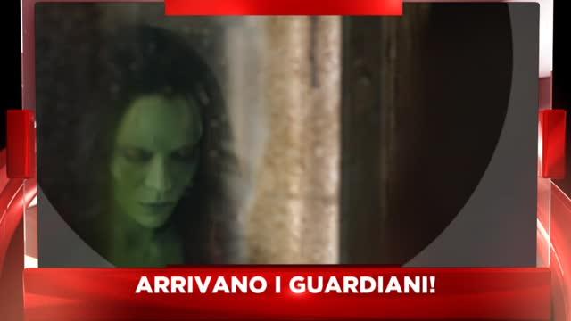 Sky Cine News presenta I guardiani della Galassia